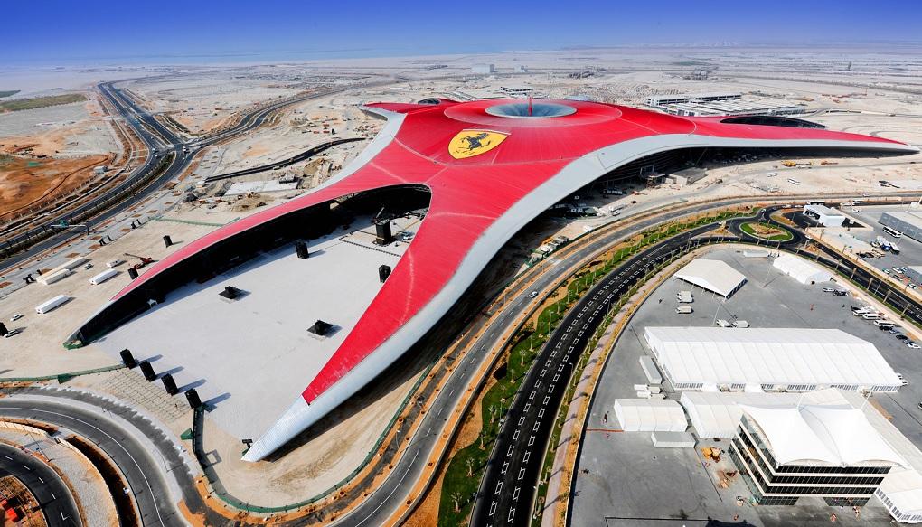 Экскурсия в Абу-Даби с посещением парка Феррари
