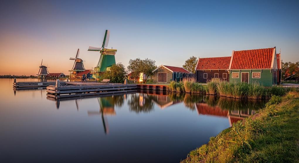 Гиды по городам Нидерландов