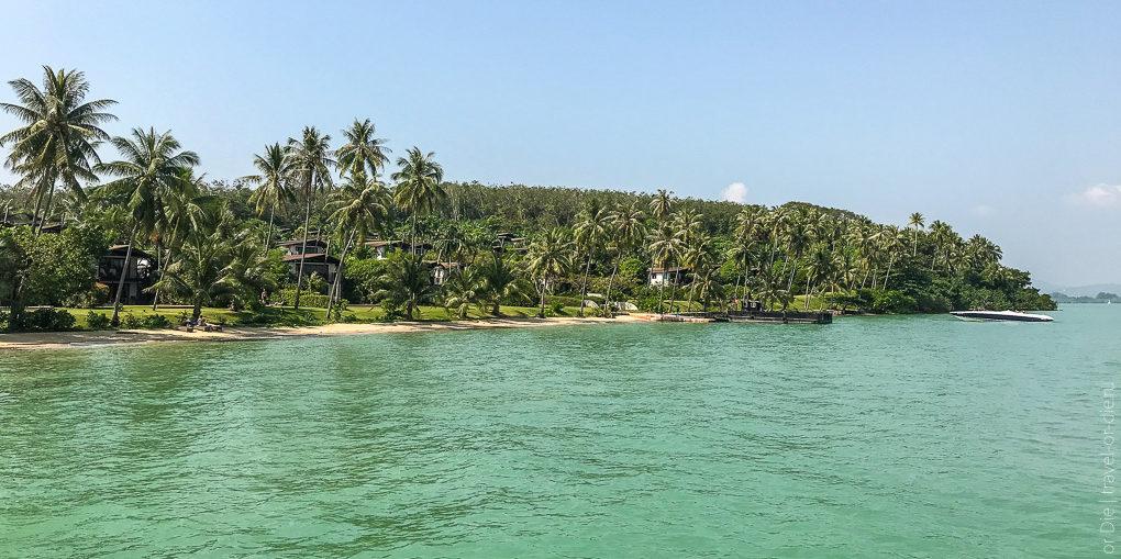 Кокосовый остров Пхукет Coconut Island Phuket