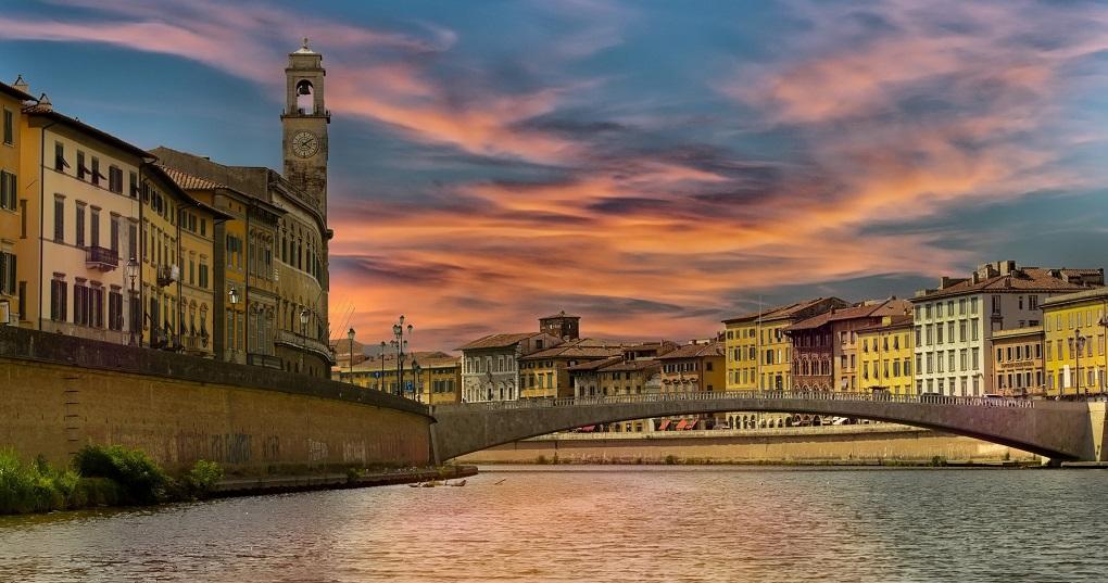 Обзорная экскурсия в Пизе