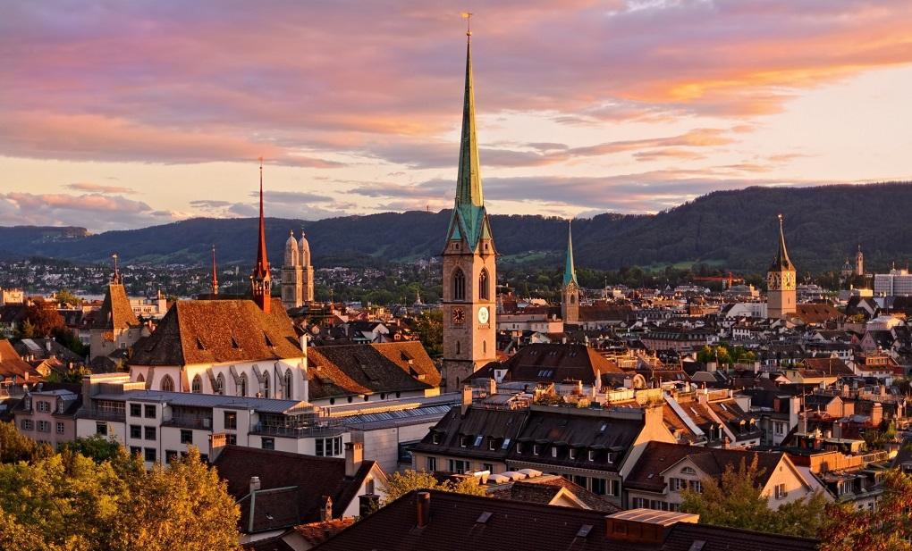 Обзорная экскурсия в Цюрихе