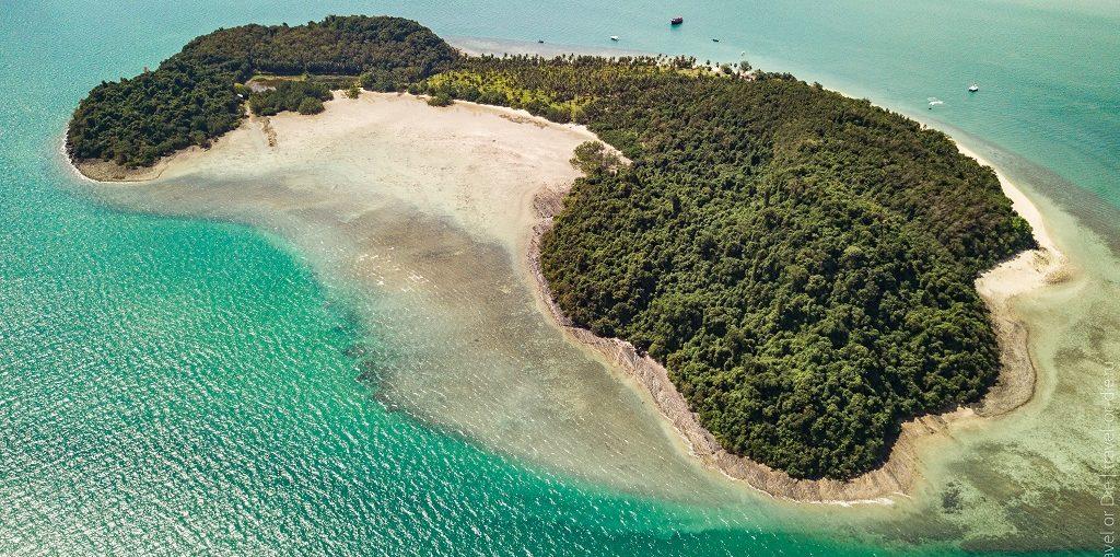 Остров Ранг Яй Пхукет Rang Yai Island
