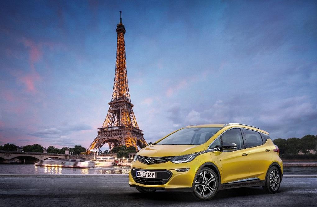 гид в Париже с машиной