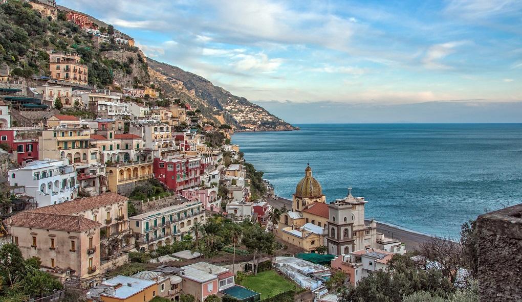 Экскурсии из Неаполя на Амальфитанское побережье