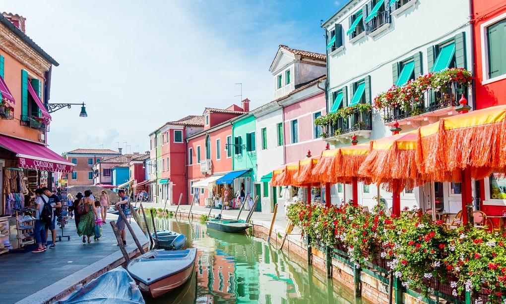 Экскурсии из Венеции на острова