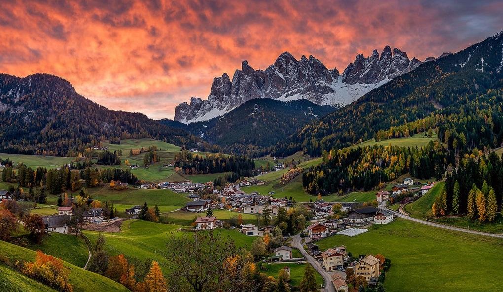Экскурсии из Вероны в Доломитовые Альпы