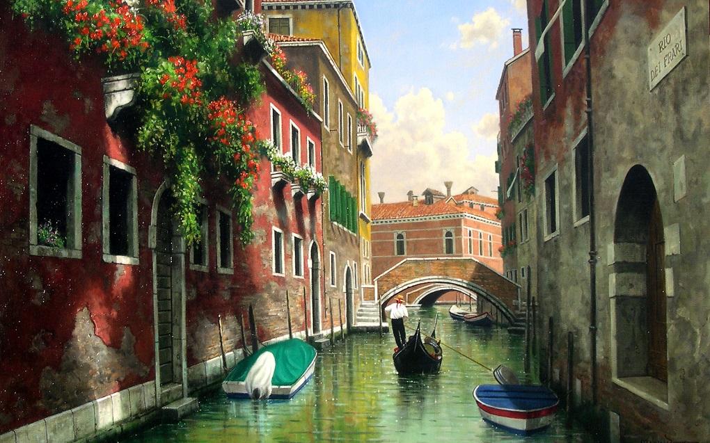 Экскурсии по каналам Венеции
