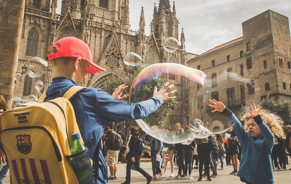 Экскурсии в Барселоне для детей