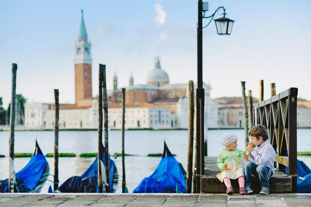Экскурсии в Венеции для детей
