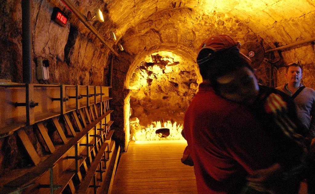 Экскурсии в подземный Иерусалим