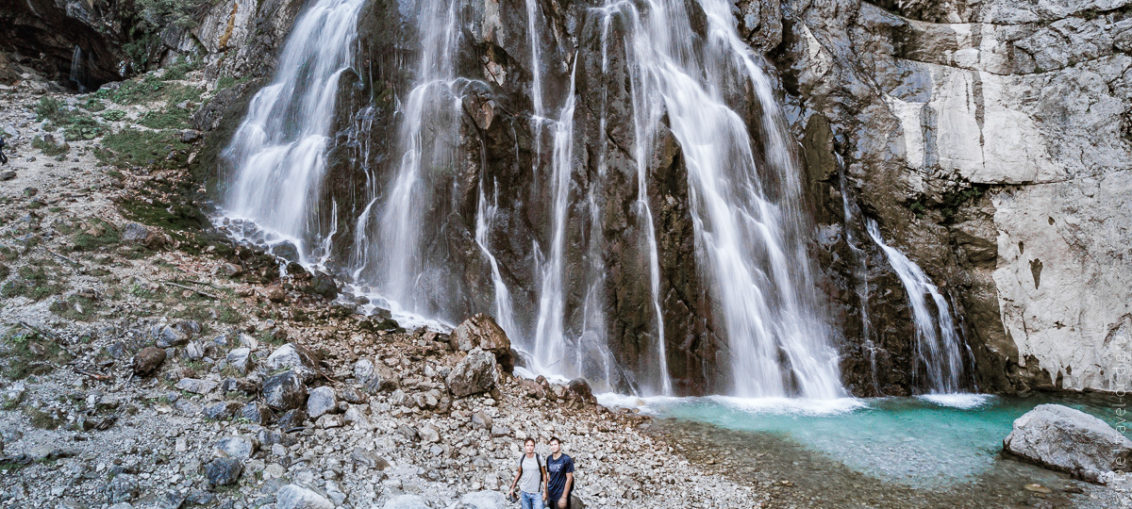 экскурсия на Гегский Водопад Абхазия Gega Waterfall