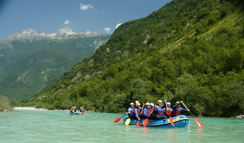 Откуда можно съездить на рафтинг в Турции
