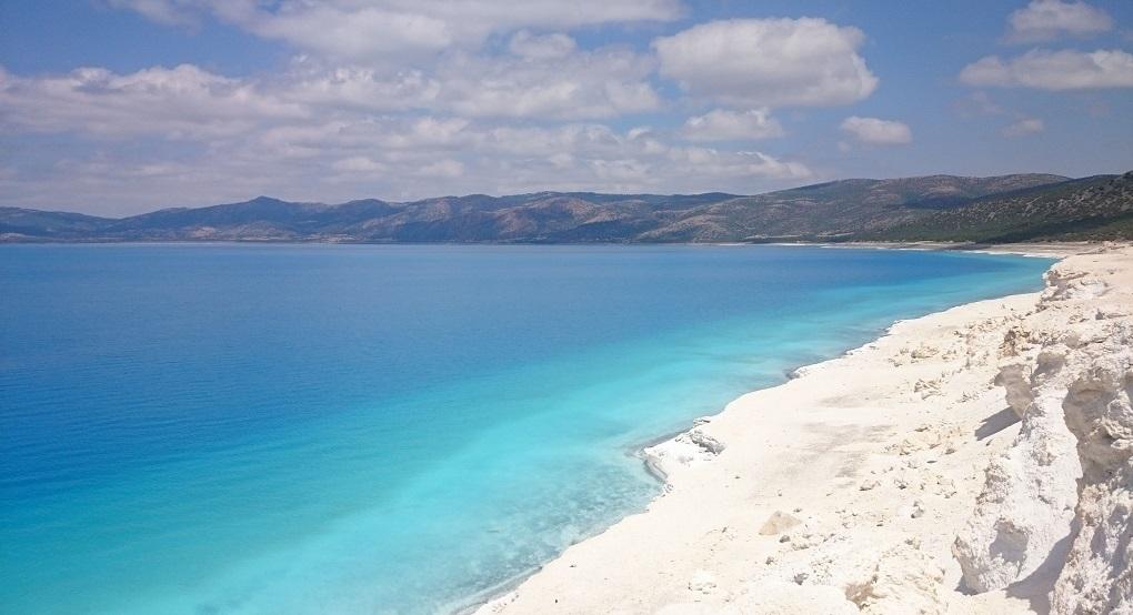 Поездка в Памуккале и на озеро Салда 1