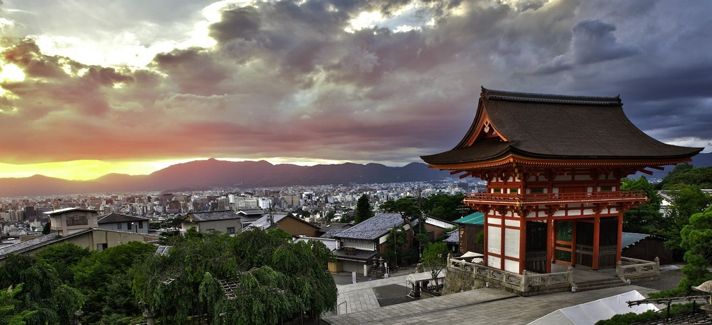 Частный Русский гид в Киото