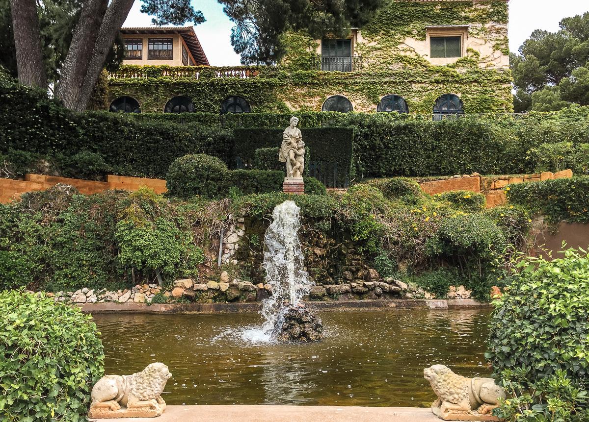 Сады Святой Клотильды в Ллорет де Мар 19