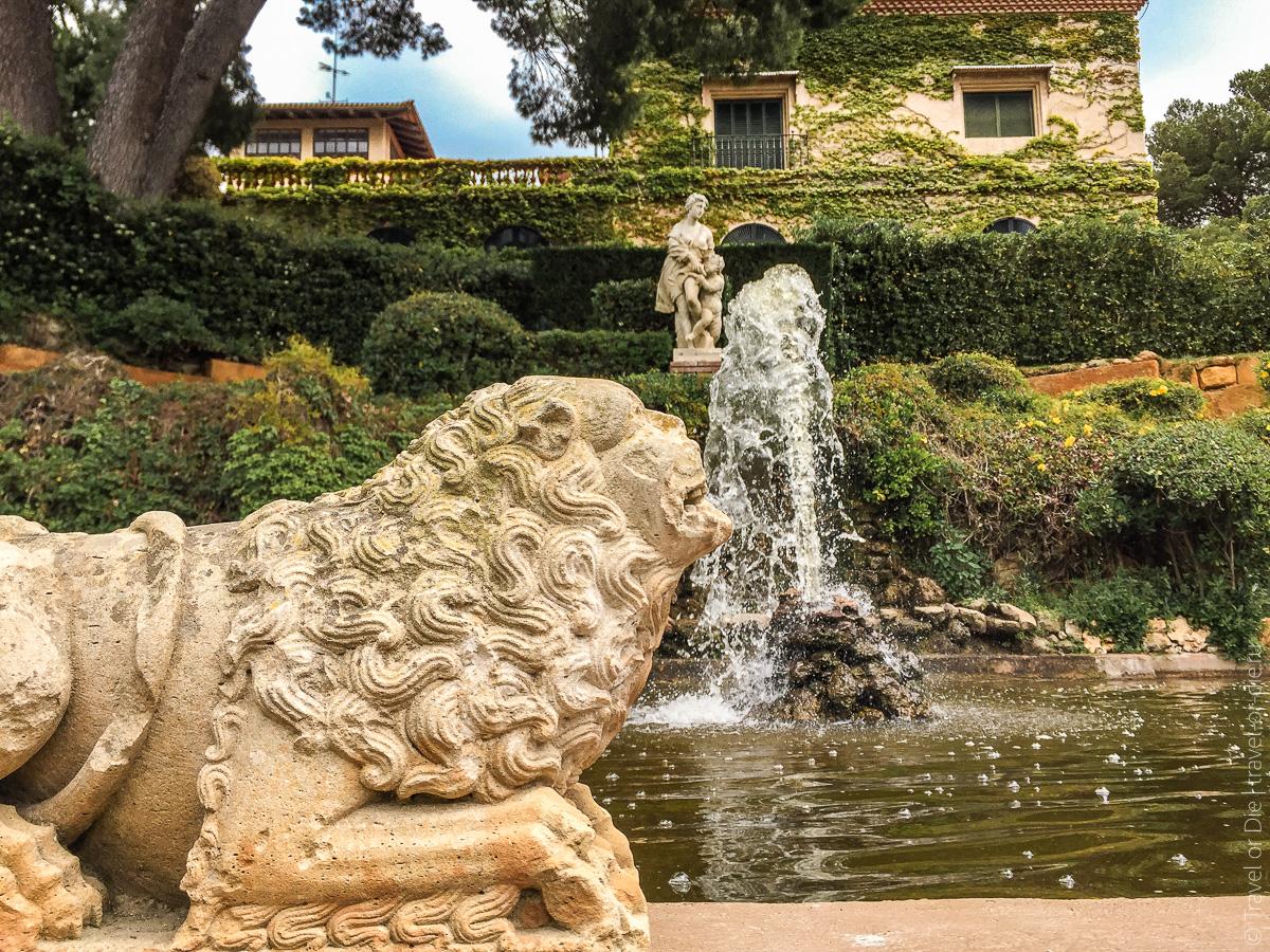 Сады Святой Клотильды в Ллорет де Мар 20