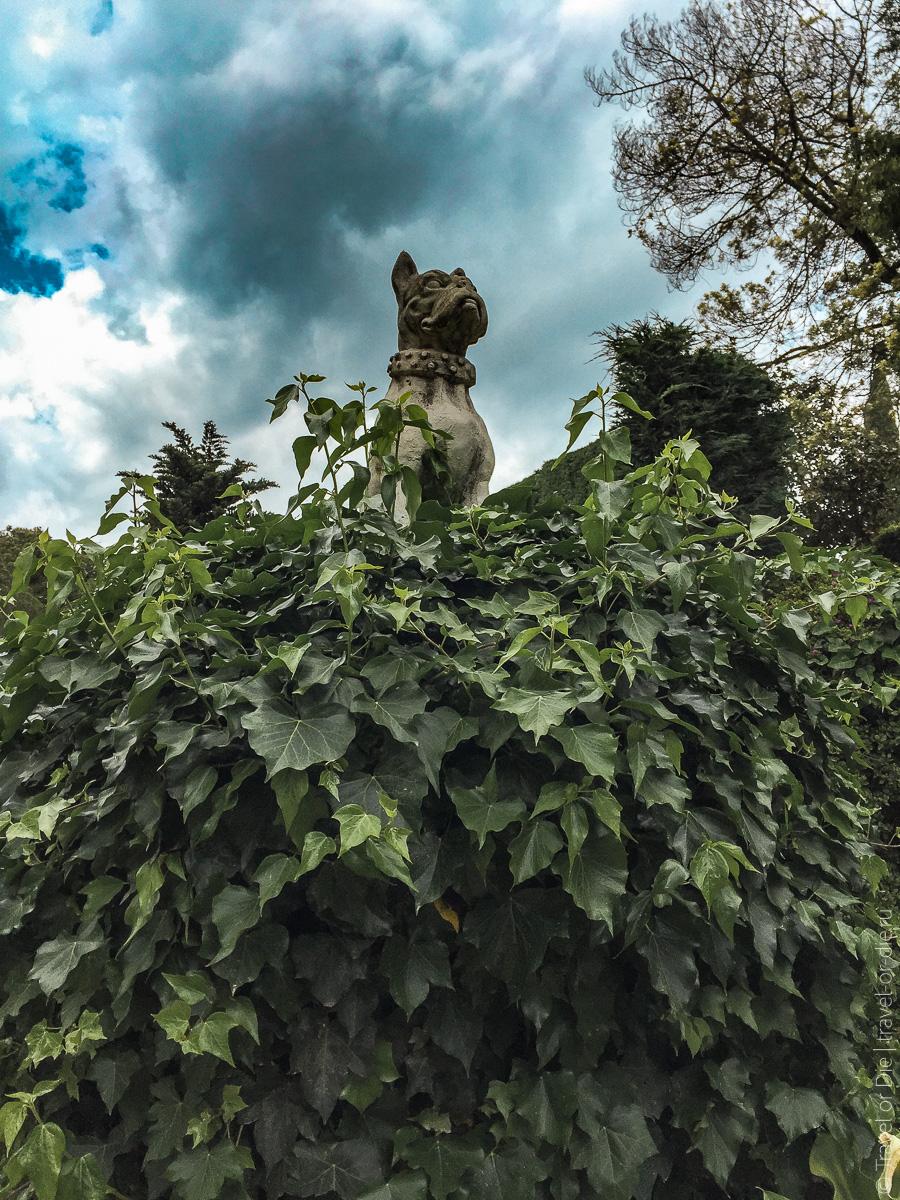 Сады Святой Клотильды в Ллорет де Мар 23