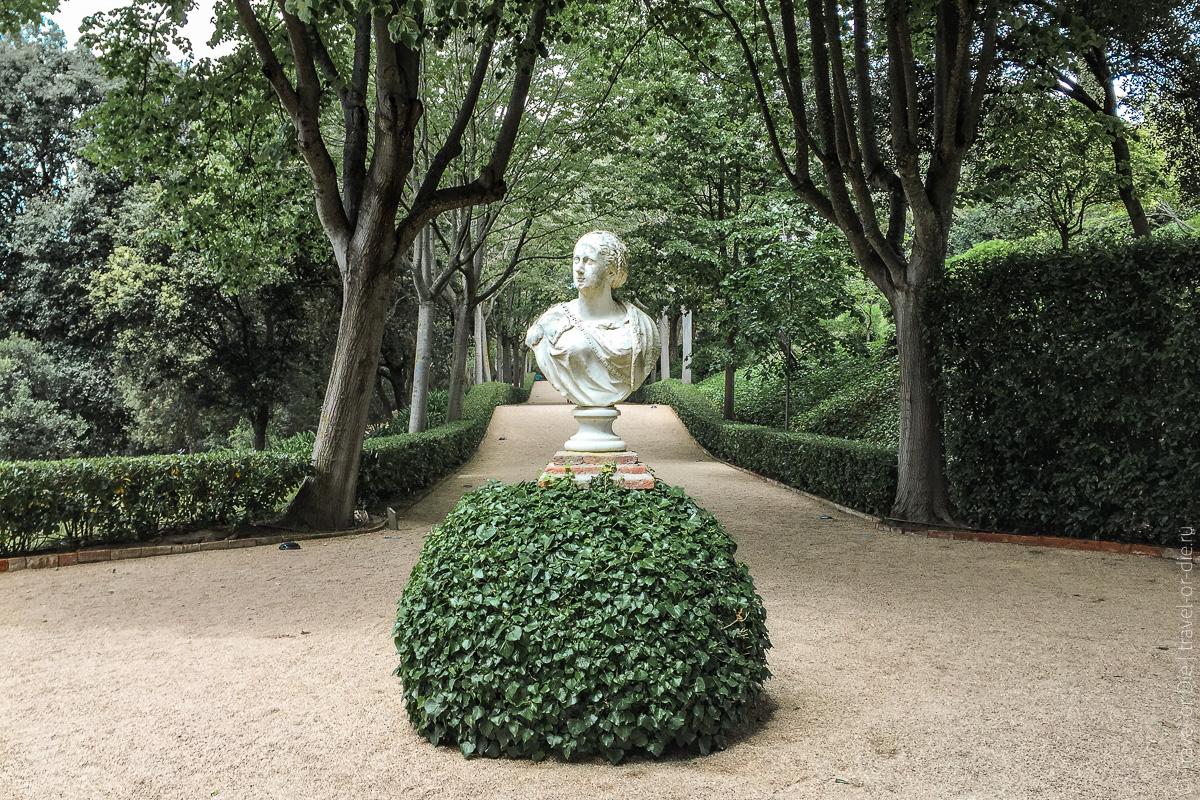 Сады Святой Клотильды в Ллорет де Мар 24