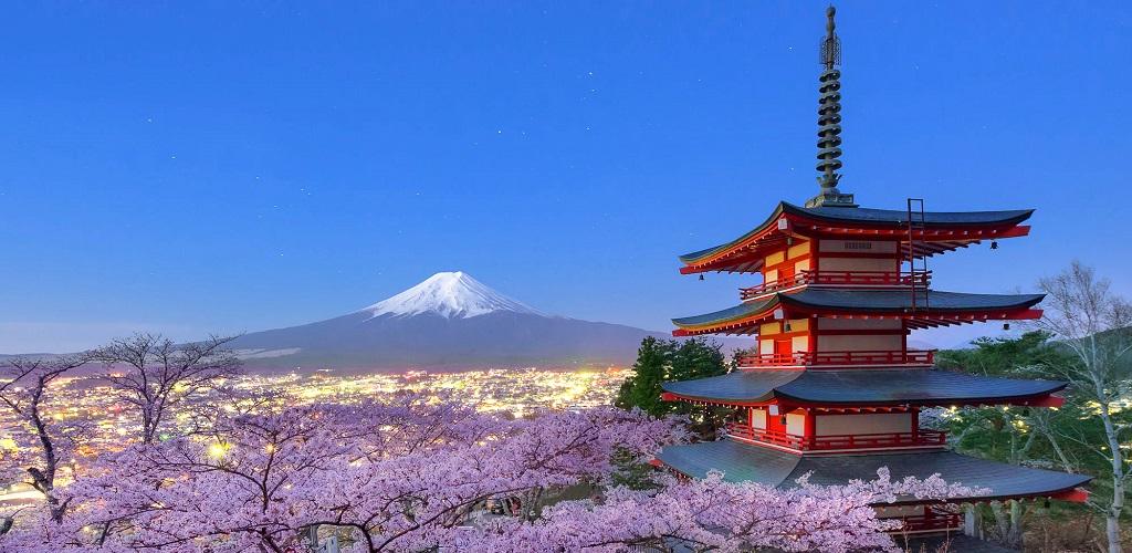 гиды в японии
