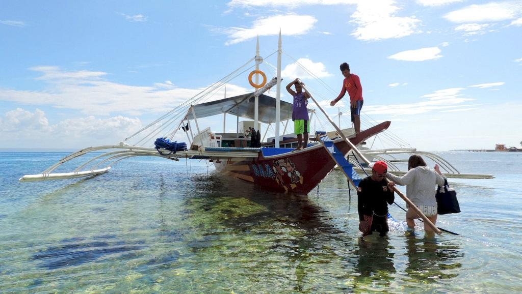 Экскурсии на Бохоль из Себу