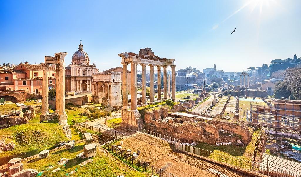 Экскурсии в Колизей, Палатинский холм и Римский Форум