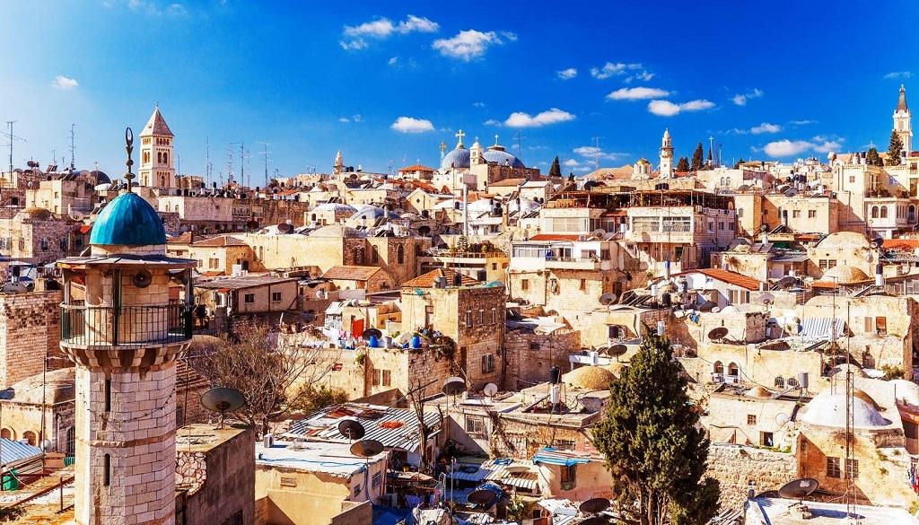 Экскурсия из Айя-Напы в Израиль