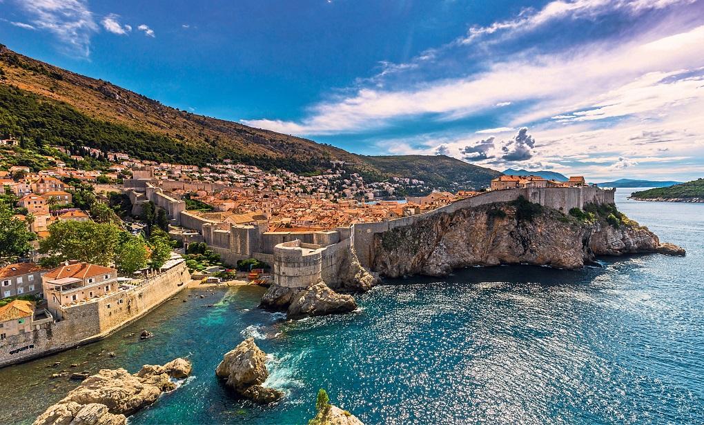 Экскурсия из Будвы в Дубровник (Хорватия)