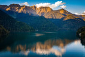 Экскурсия на озеро Рица из Сочи и Адлера