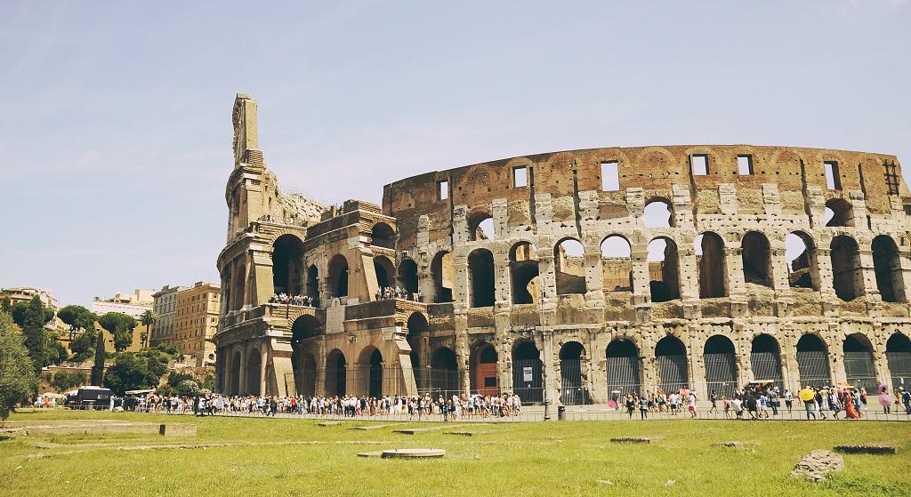 Групповая экскурсия в Колизей и Древний Рим