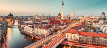 Обзорная экскурсия по Берлину на русском языке
