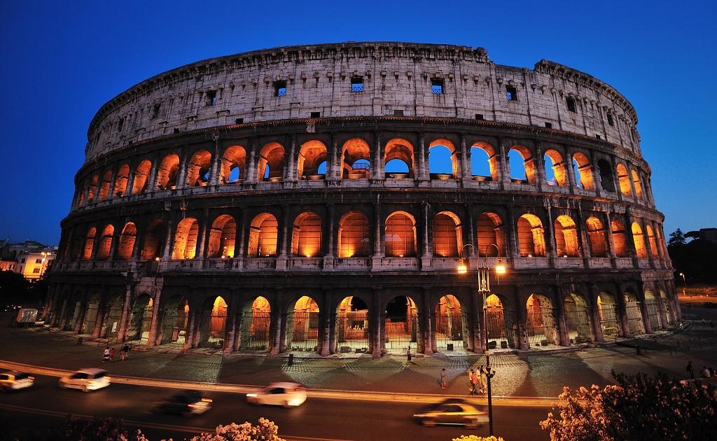 Вечерние экскурсии с остановкой у Колизея