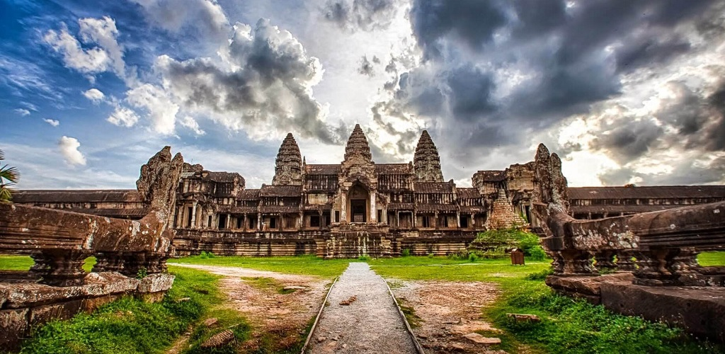 гиды в камбодже