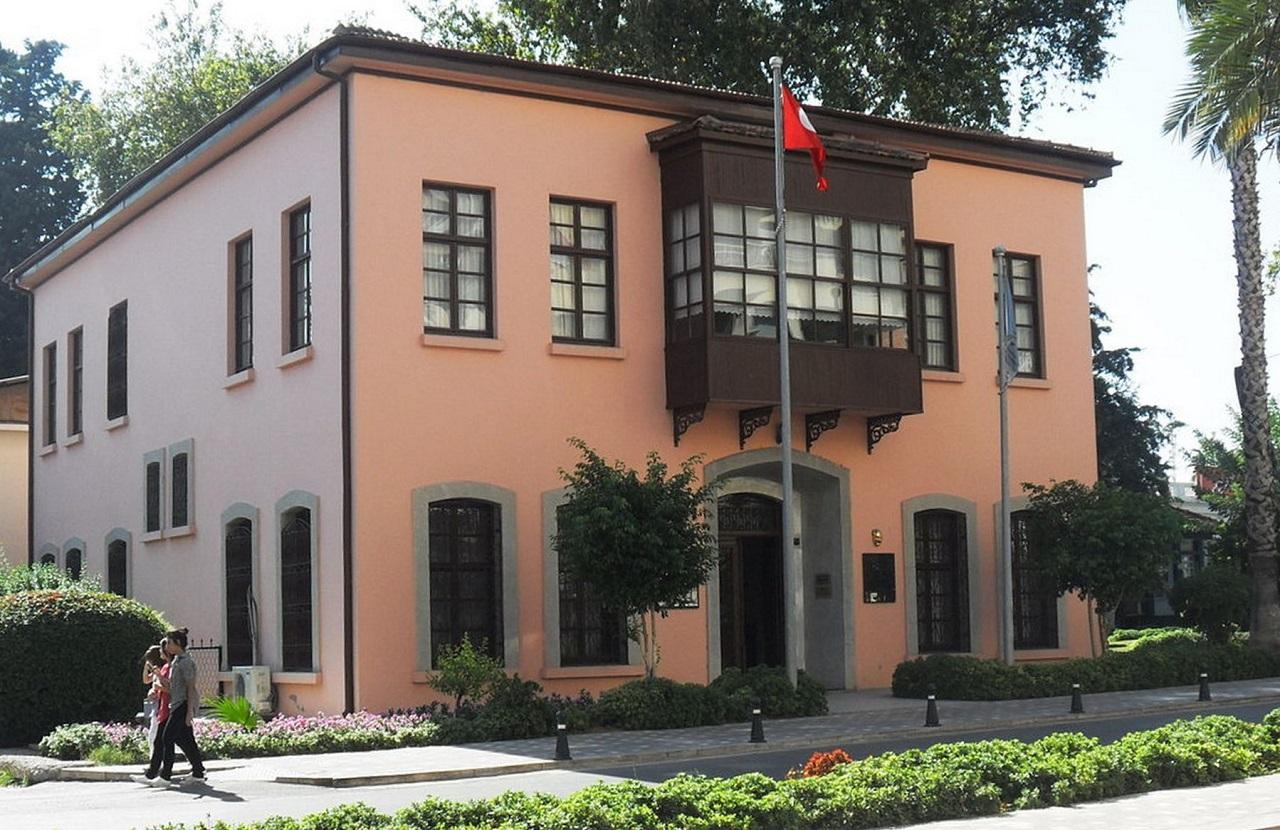 Достопримечательности Алании Дом-музей Кемаля Ататюрка