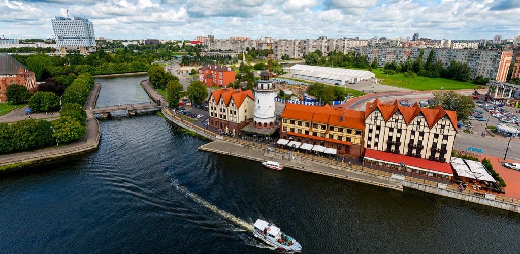 Экскурсии из Калининграда в Польшу