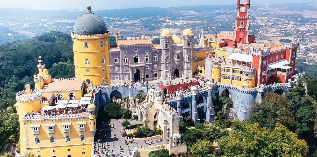 Экскурсии из Лиссабона в Синтру, мыс Рока, Эшторил, Кашкайш