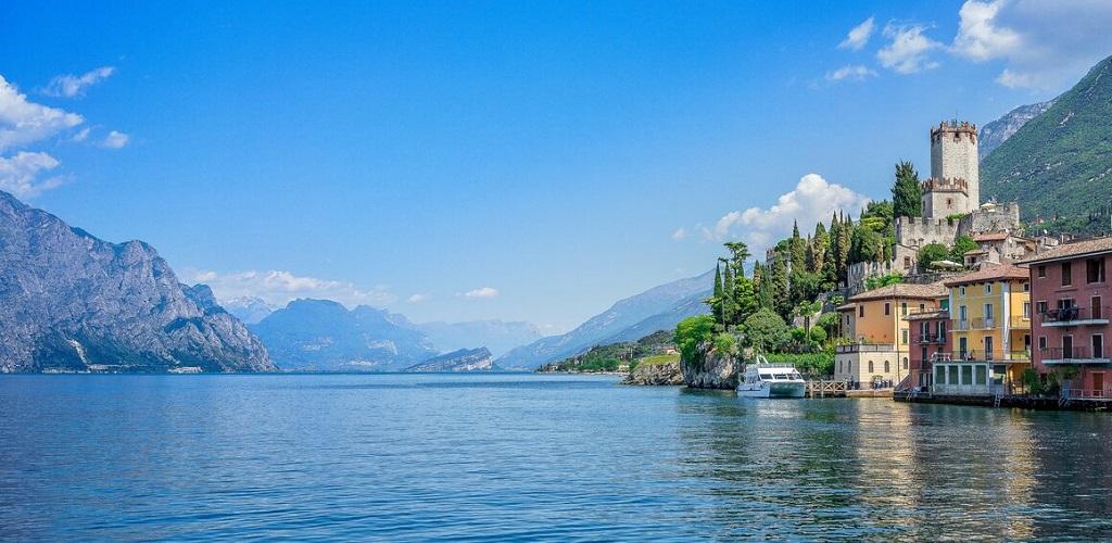 Экскурсии на озеро Гарда из Вероны