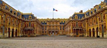 Экскурсии в Версаль