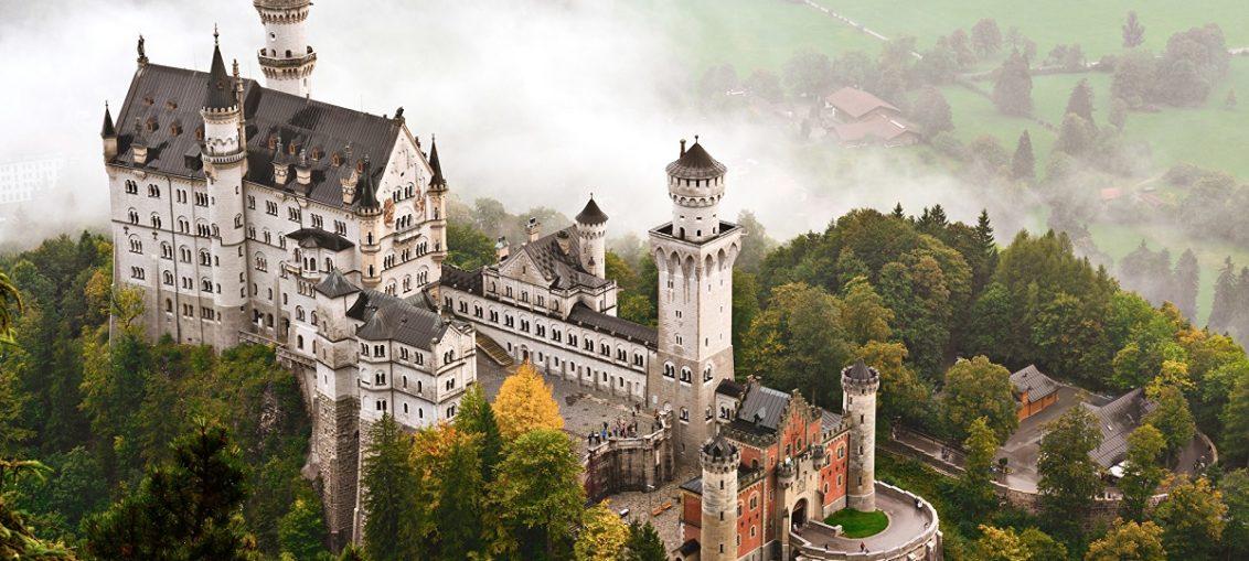 Экскурсии в замок Нойшванштайн из Мюнхена на русском языке
