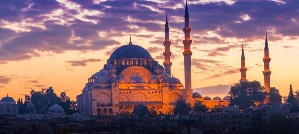 Экскурсия из Алании в Стамбул