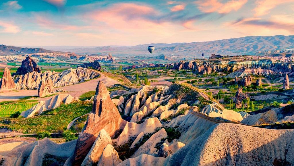 Групповые экскурсии по Каппадокии на русском языке