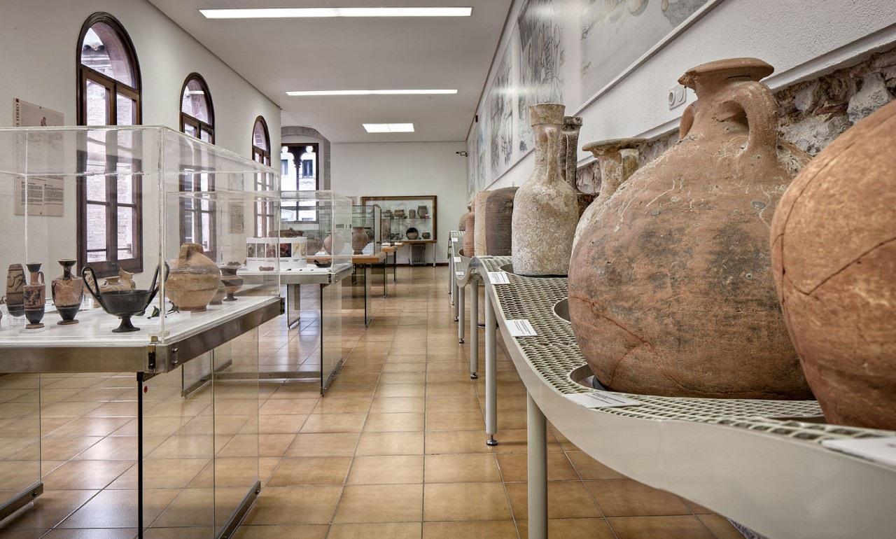 достопримечательности алании Археологический музей Алании