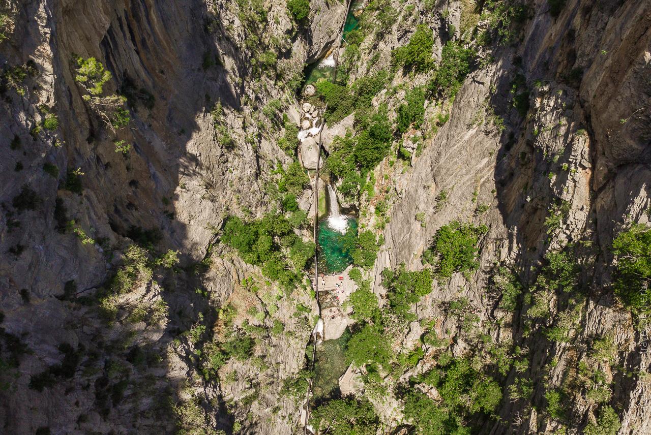 достопримечательности алании каньон Сападере-0558