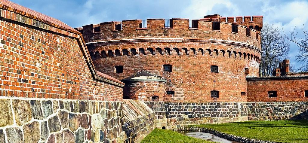 Экскурсии на форты Калининграда