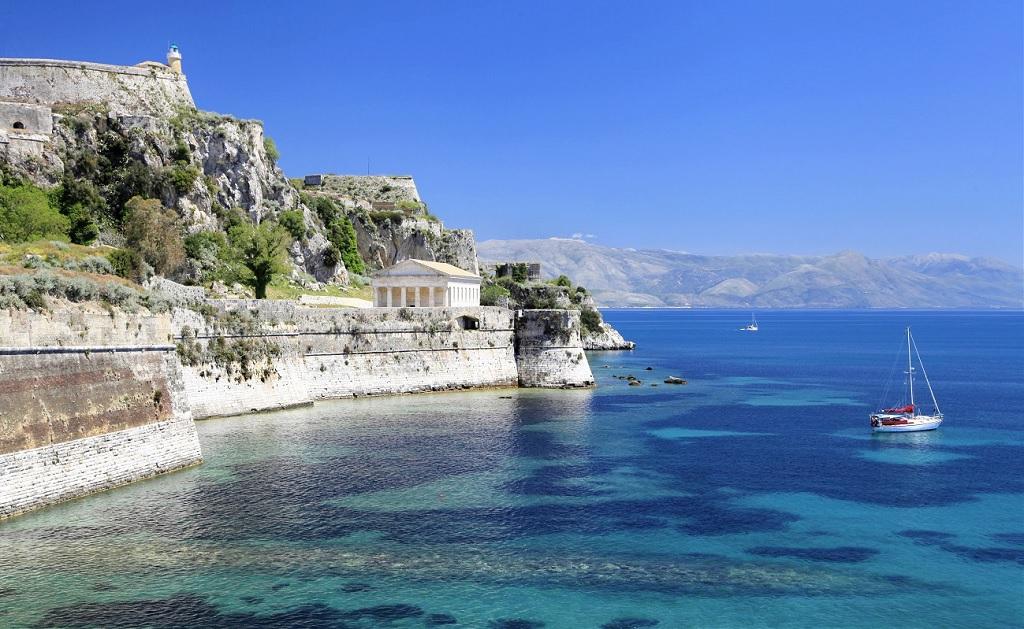 Экскурсии на острове Корфу