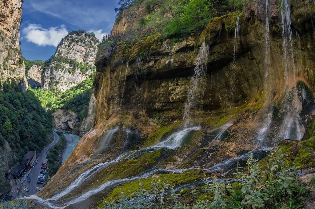 Экскурсии на водопады из Пятигорска