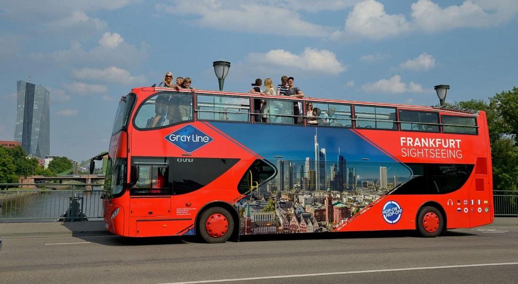Экскурсии по Франкфурту-на-Майне на автобусе с аудиогидом