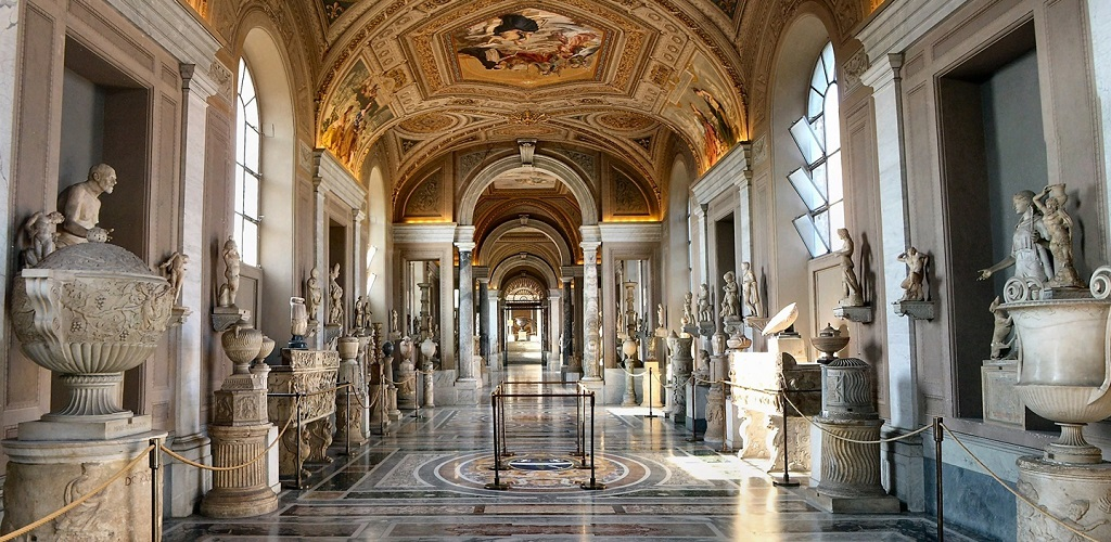 Экскурсии по музеям Ватикана на русском языке