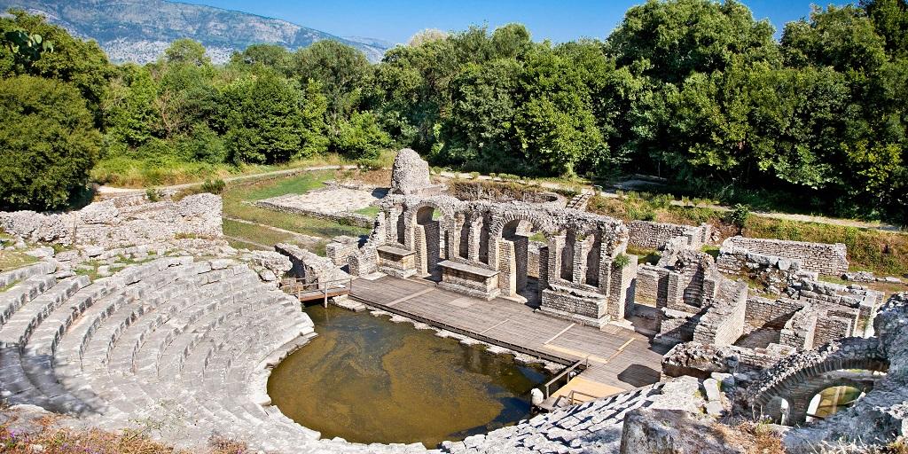 Экскурсии с острова Корфу в Албанию