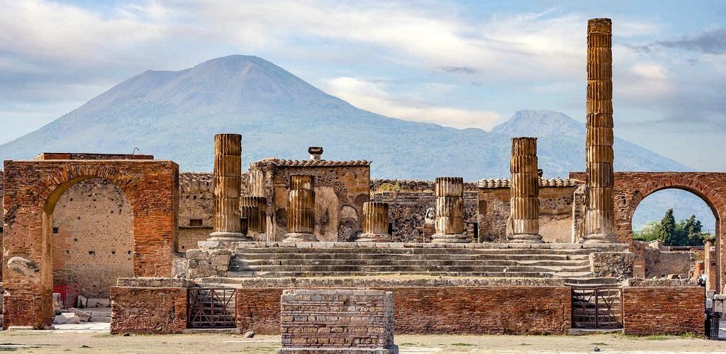 Экскурсии в Помпеи из Неаполя