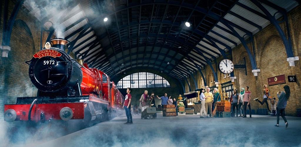 Экскурсия Гарри Поттер и замок Хогвартс